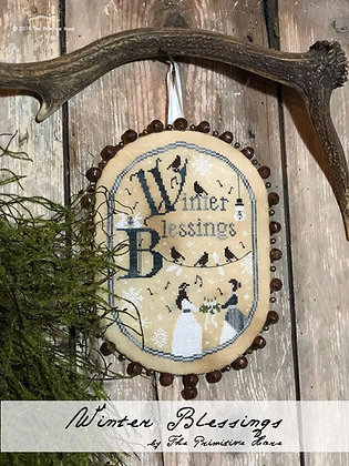 *Winter Blessings by The Primitive Hare