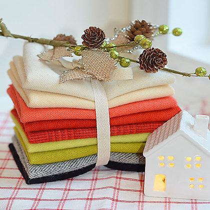 Christmas Figs Wool Bundle by Fig Tree & Co./Weeks Dye Works