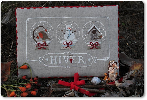 Hiver by Madame Chantilly