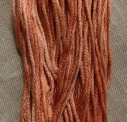 Candied Yams Classic Colorworks Cotton Threads 5-yard Skein