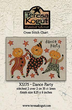 Dance Party by Teresa Kogut