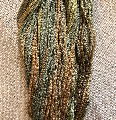 Hayride Classic Colorworks Cotton Threads 5-yard Skein