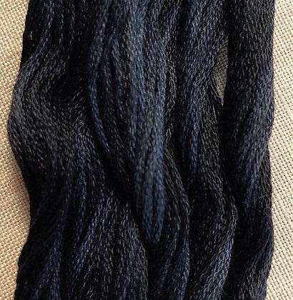 Black Crow Sampler Threads by The Gentle Art 5-Yard Skein