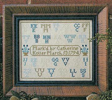 Catherine Koller by Carriage House Samplings