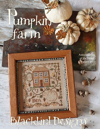 CATS Pumpkin Farm by Blackbird Designs