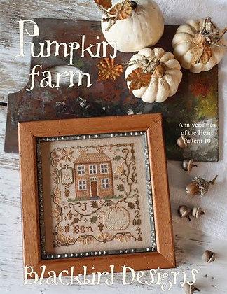 Pumpkin Farm by Blackbird Designs
