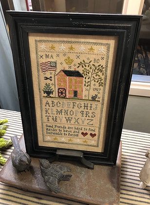 Friends of the Mill Sampler by Chessie & Me