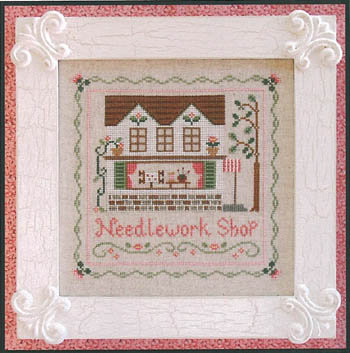 The Needlework Shop by Little House Needleworks