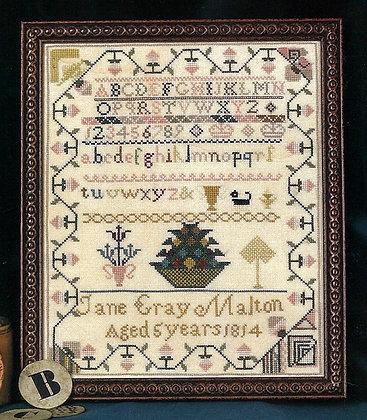 Jane Gray Malton by Threads of Gold