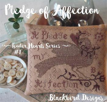 *Pledge of Affection by Blackbird Designs