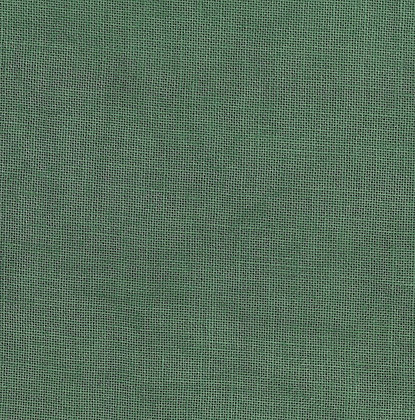 36 Count Pine Green (More Blue) Fat Quarter Hand-Dyed Linen by xJudesign
