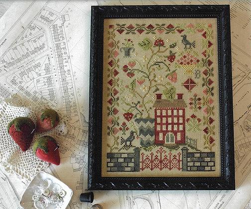 Strawberry Fields by Blackbird Designs