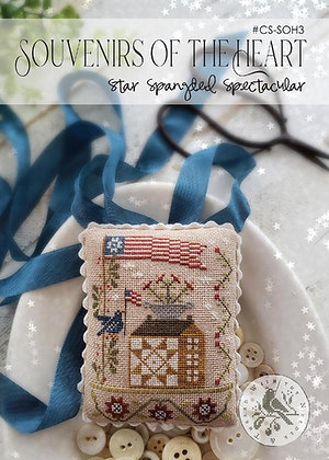 Star Spangled Spectacular by With Thy Needle & Thread