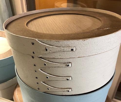 Grey Oak Shaker Box by Lone Elm Lane