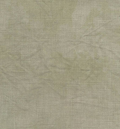 40 Count Aged Saffron Fat Quarter Hand-Dyed Linen by Dames of the Needle