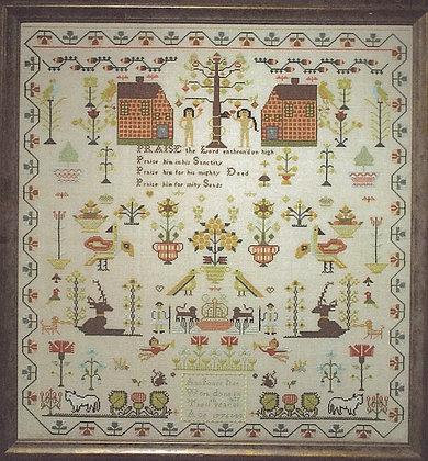 Ann Jones 1776 by The Scarlet Letter