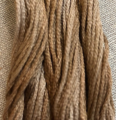 Caramel Classic Colorworks Cotton Threads 5-yard Skein
