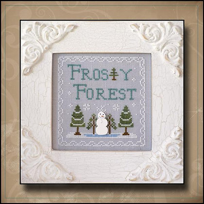 Frosty Forest:Frosty Forest by Country Cottage Needleworks