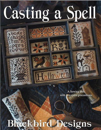 Casting a Spell by Blackbird Designs