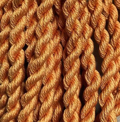 Tangerine 6-yards, 12-stranded Silk Floss by Gloriana