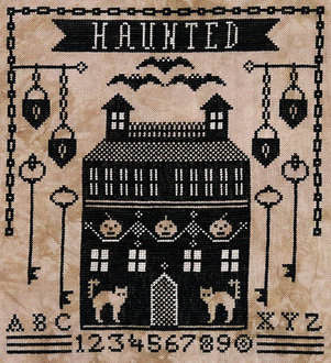 Haunted Manor House by Artful-Offerings