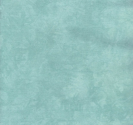 32 Count Mint Lugana Fat EIGHTH Hand-Dyed by Picture This Plus