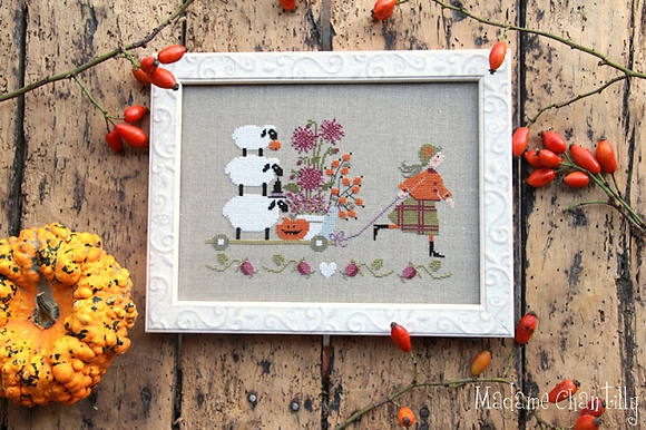 Autumn Delivery by Madame Chantilly