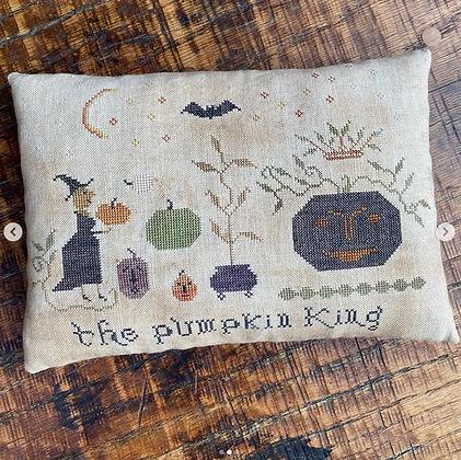The Pumpkin King by Notforgotten Farm