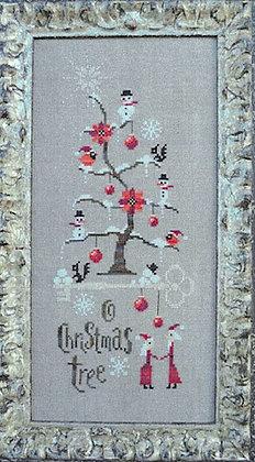 O Christmas Tree by Barbara Ana Designs
