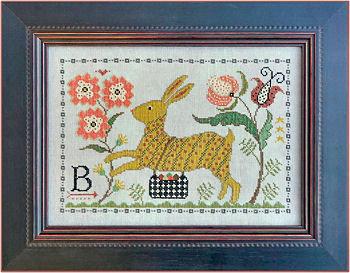 B is for Bunny by La-D-Da