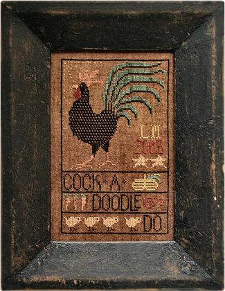 Rooster by La-D-Da