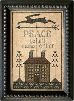 Peace House by La-D-Da