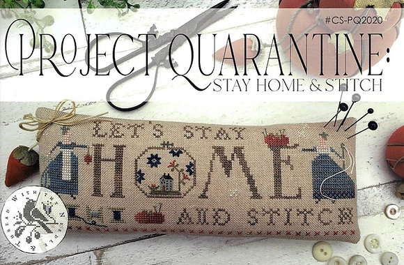 Project Quarantine by With Thy Needle & Thread