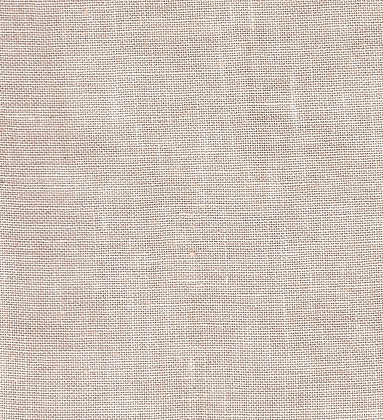 36 Count Little Bunny Fat Quarter Hand-Dyed Linen by xJudesign