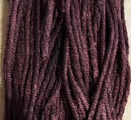 Obsidian Silk N Colors by The Thread Gatherer