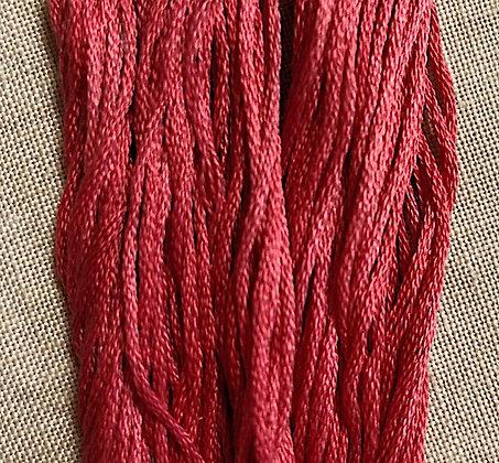 Cherry Tomato Classic Colorworks Cotton Threads 5-yard Skein