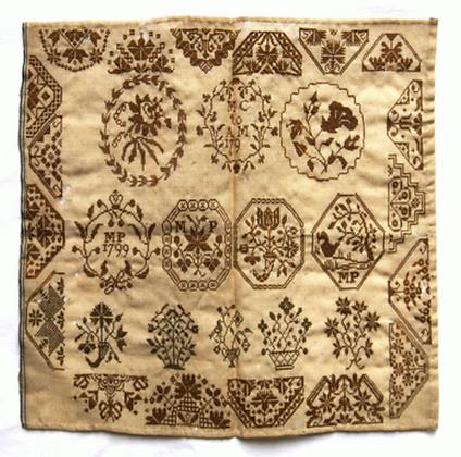 Companion to Beatrix Potter by Needleprint