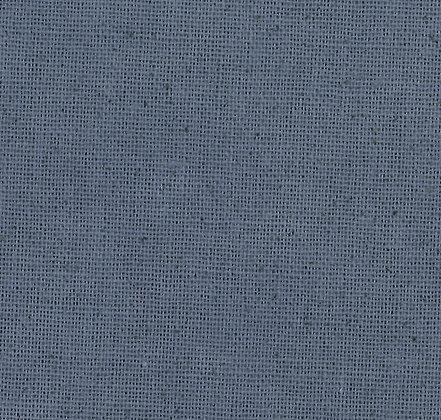 Indigo Bunting Osnaburg Hand-Dyed Fabric by Lady Dot Creates