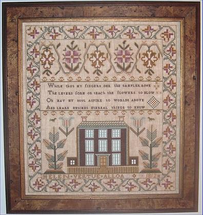 Helen Vertue 1812 by The Scarlet Letter
