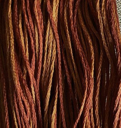 Cinnamon Twist by Weeks Dye Works 5-Yard Skein