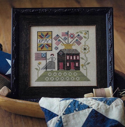 *Betsy's House by Plum Street Samplers