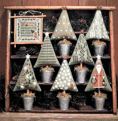 Christmas Trees by The Prairie Schooler (Reprint)