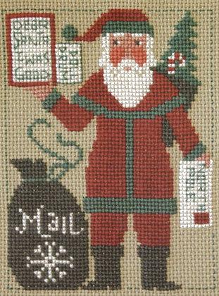 *2012 Santa by The Prairie Schooler