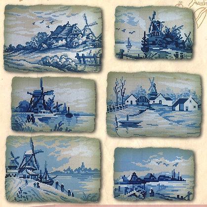 Escapade Hollandaise by Reflets de Soie