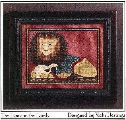 CATS The Lion and the Lamb by The Cross-Eyed Cricket