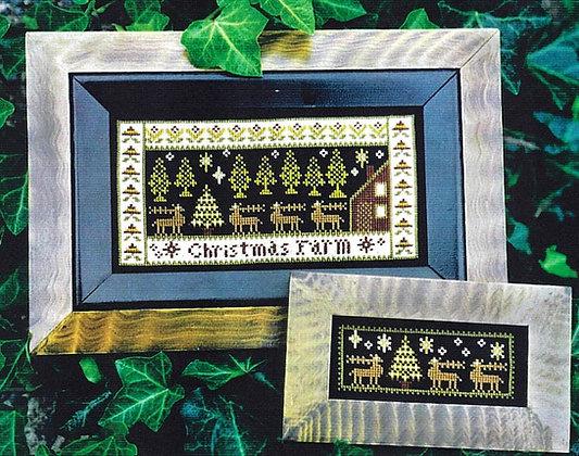 2000 Christmas Sampler by Carriage House Samplings