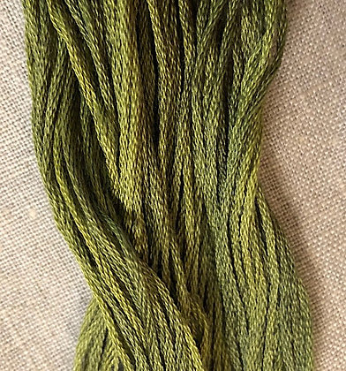 Bean Sprout Classic Colorworks Cotton Threads 5-yard Skein