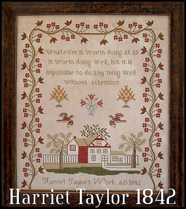 Harriet Taylor by The Scarlett House