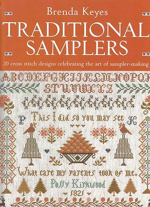 Traditional Samplers by Brenda Keyes