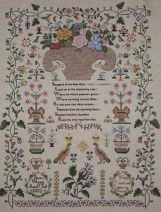 *Anne Weaver 1852 by Reflets de Soie